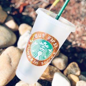 Starbucks Venti reusable cold cup